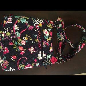 Vera Bradley Bags - Vera Bradley hipster Ribbons pattern